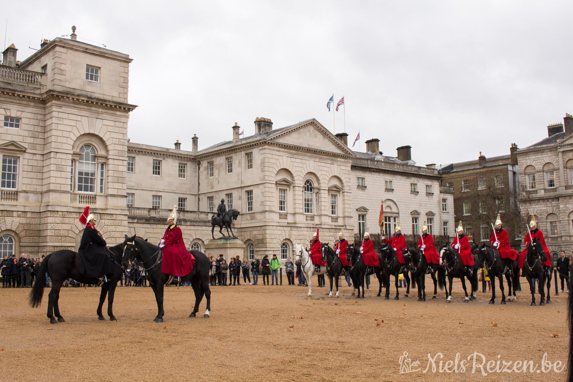 Horse Guards Londen