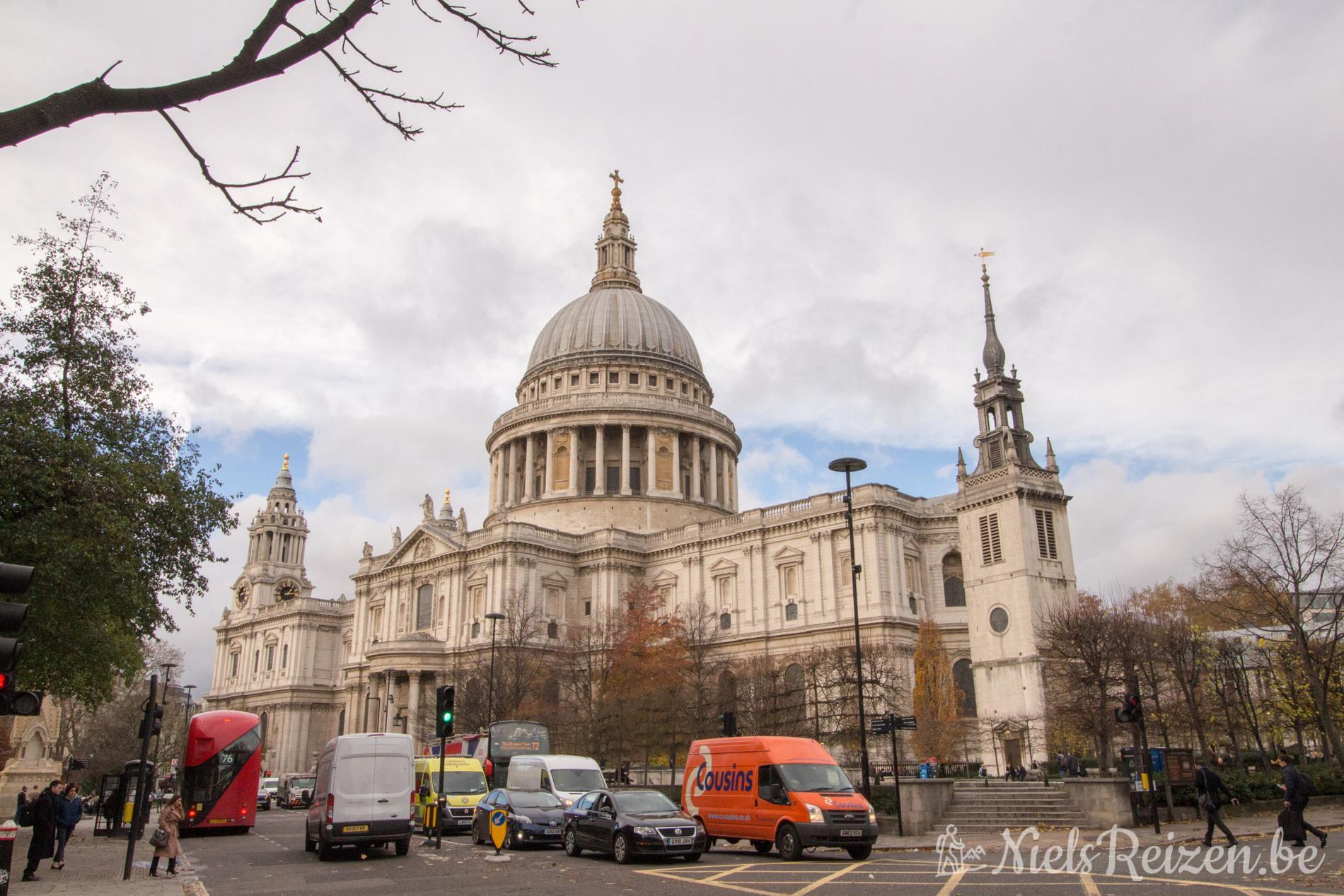 St. Paul's Cathedral Londen